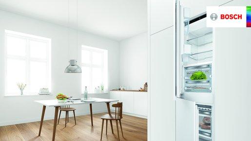 Bosch Hausgeräte Kühlschrank Gefrierschrank weiß
